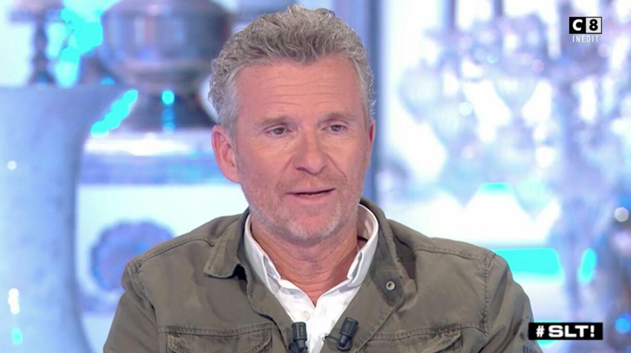 VIDEO Denis Brogniart se sent «un peu responsable» de la participation de Camille Muffat à Dropped