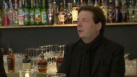 VIDEO Douglas Kennedy se livre sur sa passion pour le whisky