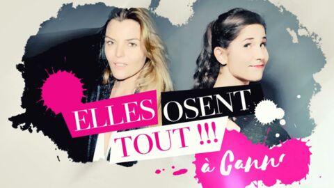 VIDEO Elles osent tout à Cannes: suivez les aventures du duo qui va agiter la Croisette!