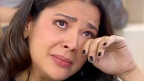 VIDEO En larmes, Gyselle Soares (ex-TPMP) évoque son départ du Brésil à 17 ans