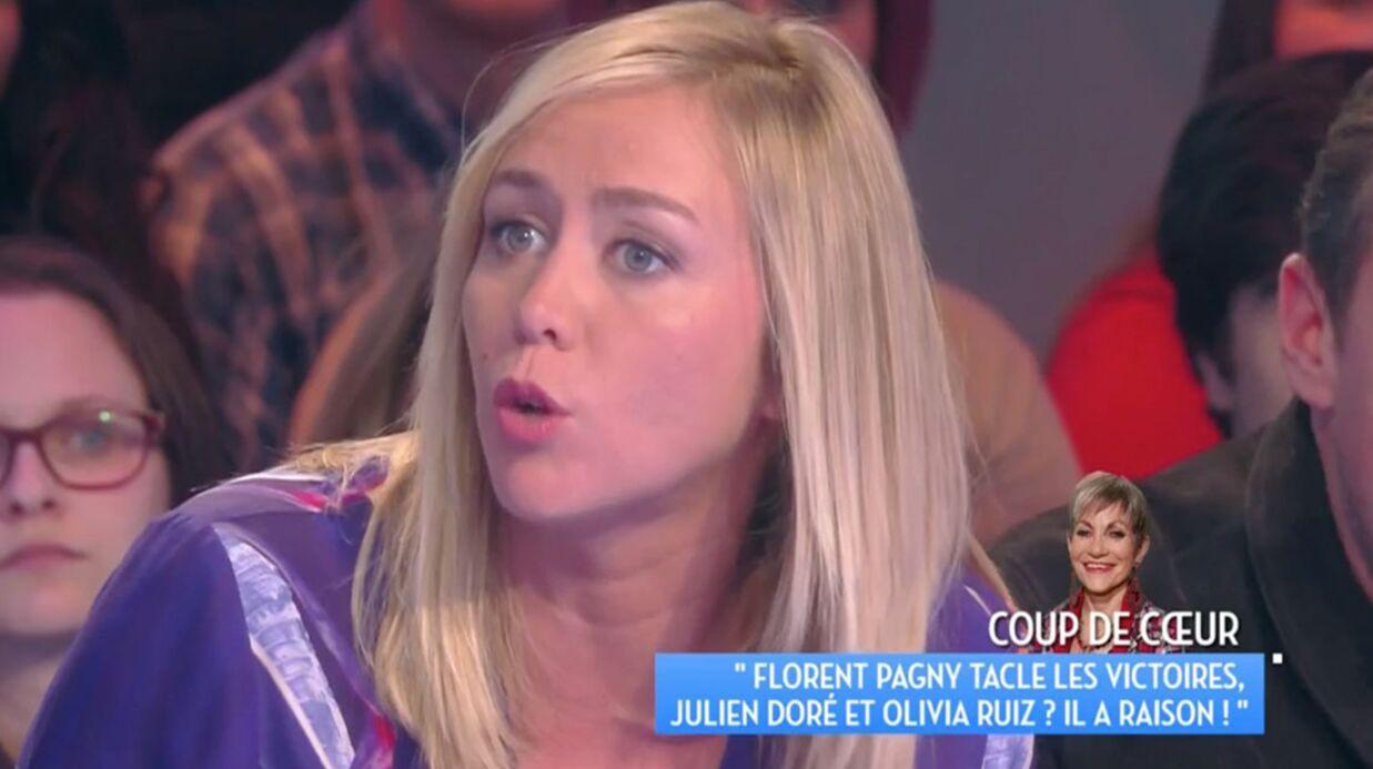 VIDEO Enora Malagré dézingue Florent Pagny après ses critiques contre les Victoires de la musique
