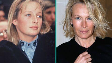VIDEO Estelle Lefébure a 50 ans: sa beauté à travers les âges résumée en une minute