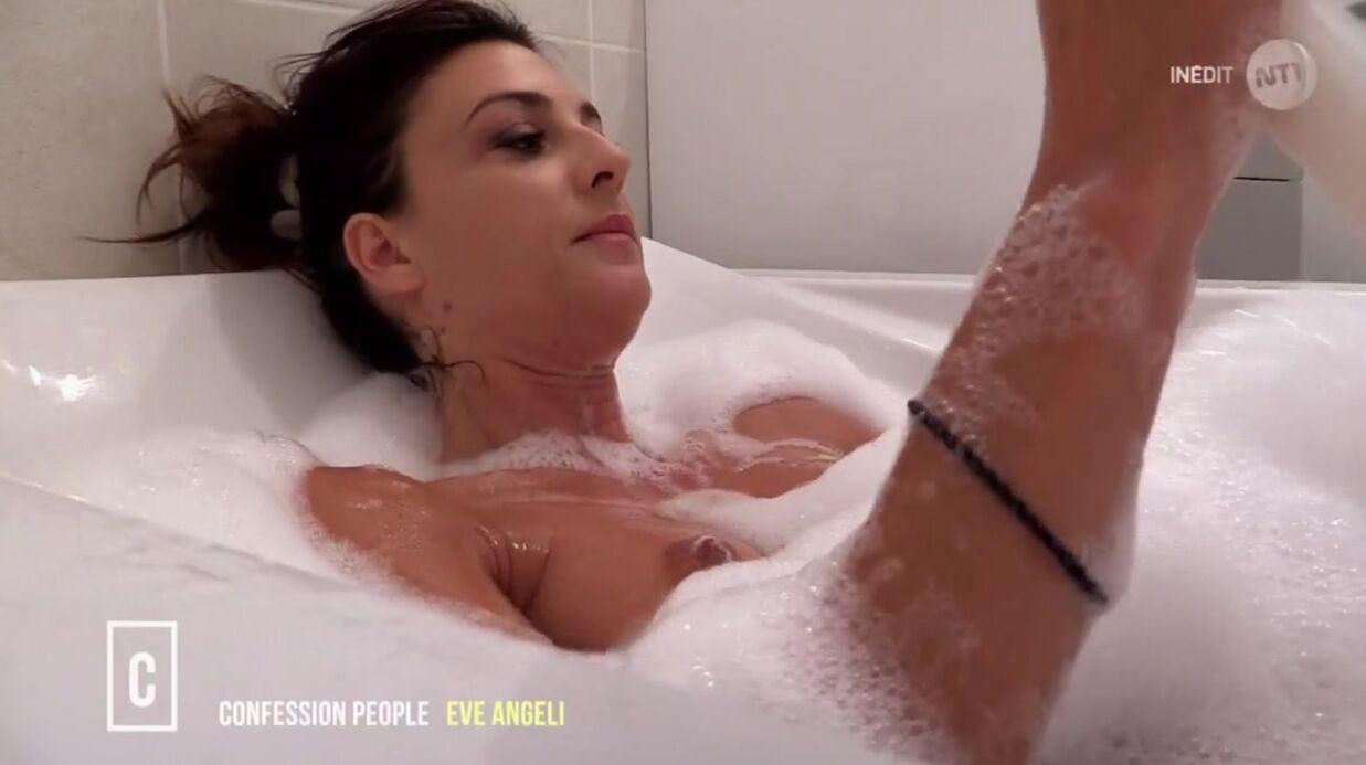 VIDEO Eve Angeli se filme entièrement nue dans Confessions Intimes