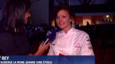 Fanny Rey (Top Chef) décroche une étoile au Guide Michelin 2017