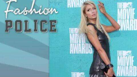 Fashion Police: les stars des MTV Movie Awards à la loupe