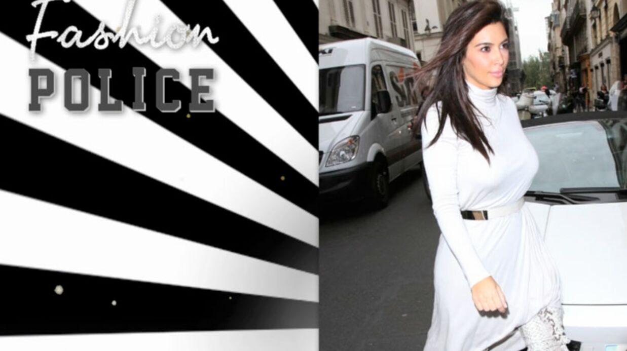 Fashion Police: les people en noir et blanc