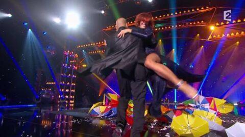 VIDEO Fauve Hautot montre ses dessous en dansant à la télévision