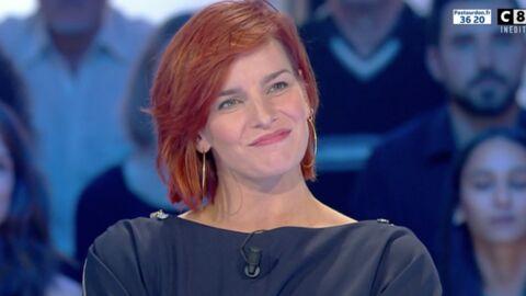 VIDEO Fauve Hautot réagit à la déclaration d'amour d'Alain Delon