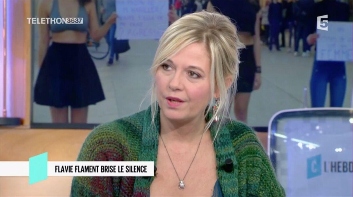 VIDEO Flavie Flament: accusée d'avoir causé la mort de David Hamilton, elle réplique