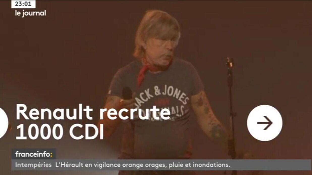 VIDEO France Info confond le constructeur automobile Renault avec le chanteur Renaud