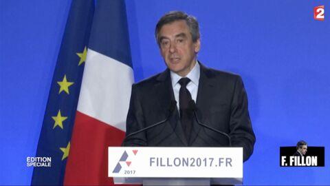François Fillon convoqué en vue d'une mise en examen, il reste candidat à la présidentielle