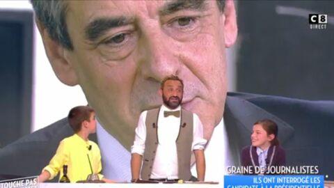 VIDEO François Fillon ne sait pas qui présente Touche pas à mon poste
