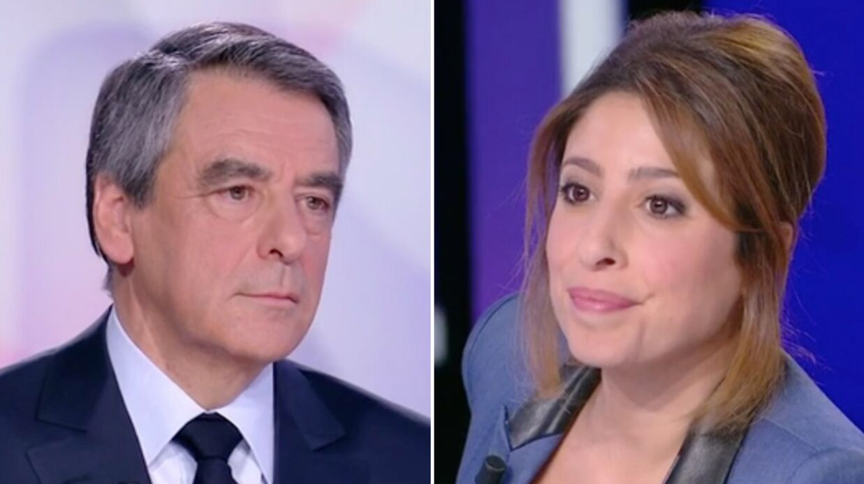 VIDEO François Fillon se fait allumer par Twitter après sa remarque à Léa Salamé sur sa grossesse
