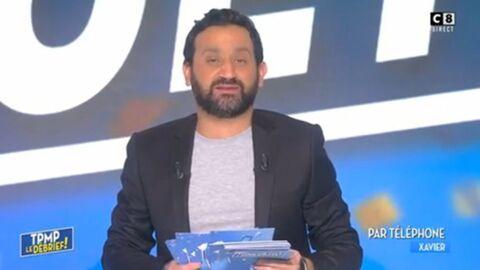 VIDEO Gad Elmaleh piège en direct Cyril Hanouna dans Touche pas à mon poste