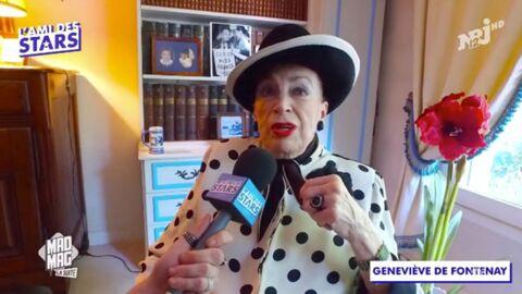 VIDEO Geneviève de Fontenay dézingue Mareva Galanter et sa relation avec Arthur