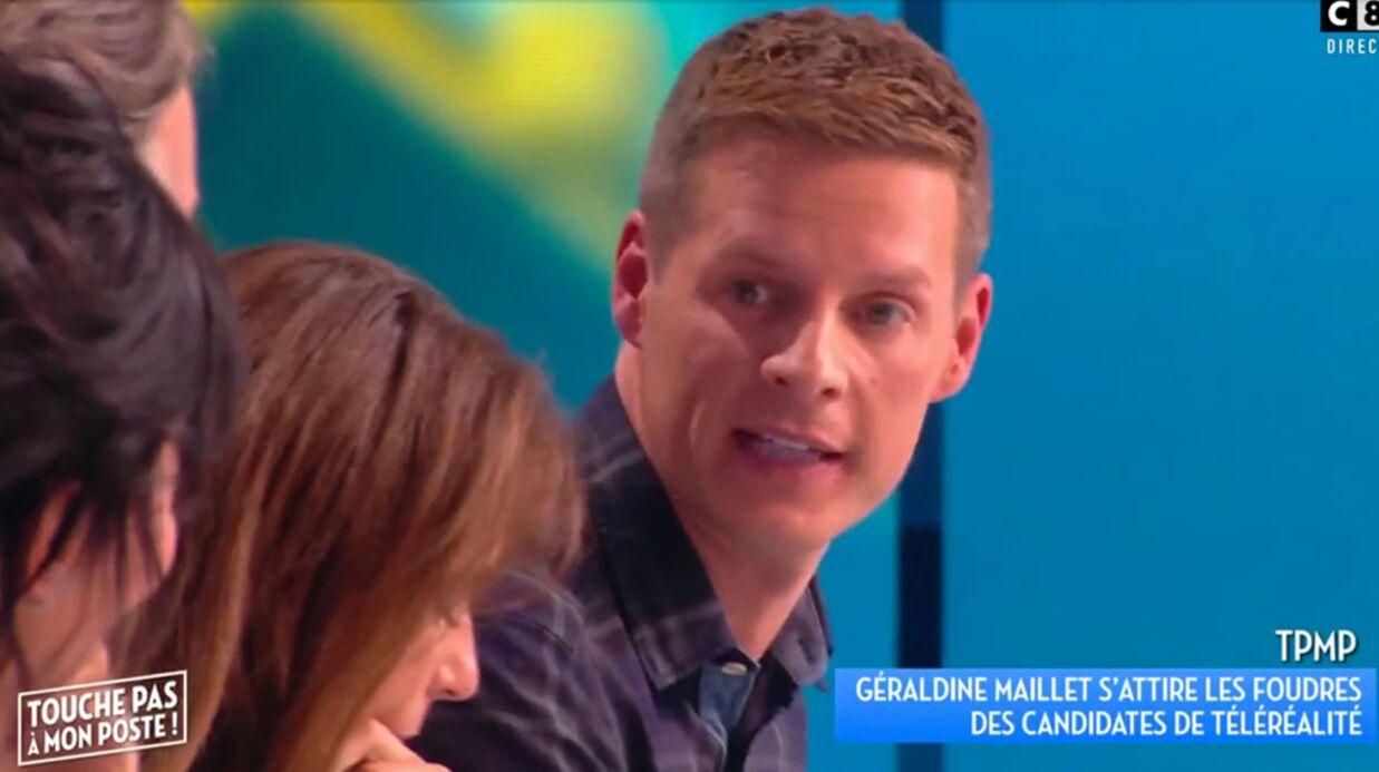 VIDEO Géraldine Maillet en remet une couche sur la téléréalité et se fait allumer par Matthieu Delormeau