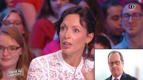 VIDEO TPMP: Géraldine Maillet raconte son dîner avec François Hollande qui a BEAUCOUP d'appétit