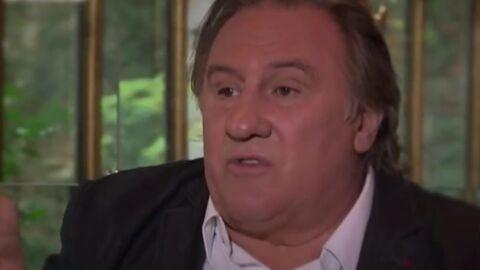 VIDEO Gérard Depardieu explique pourquoi il ne veut pas aller aux Alcooliques anonymes