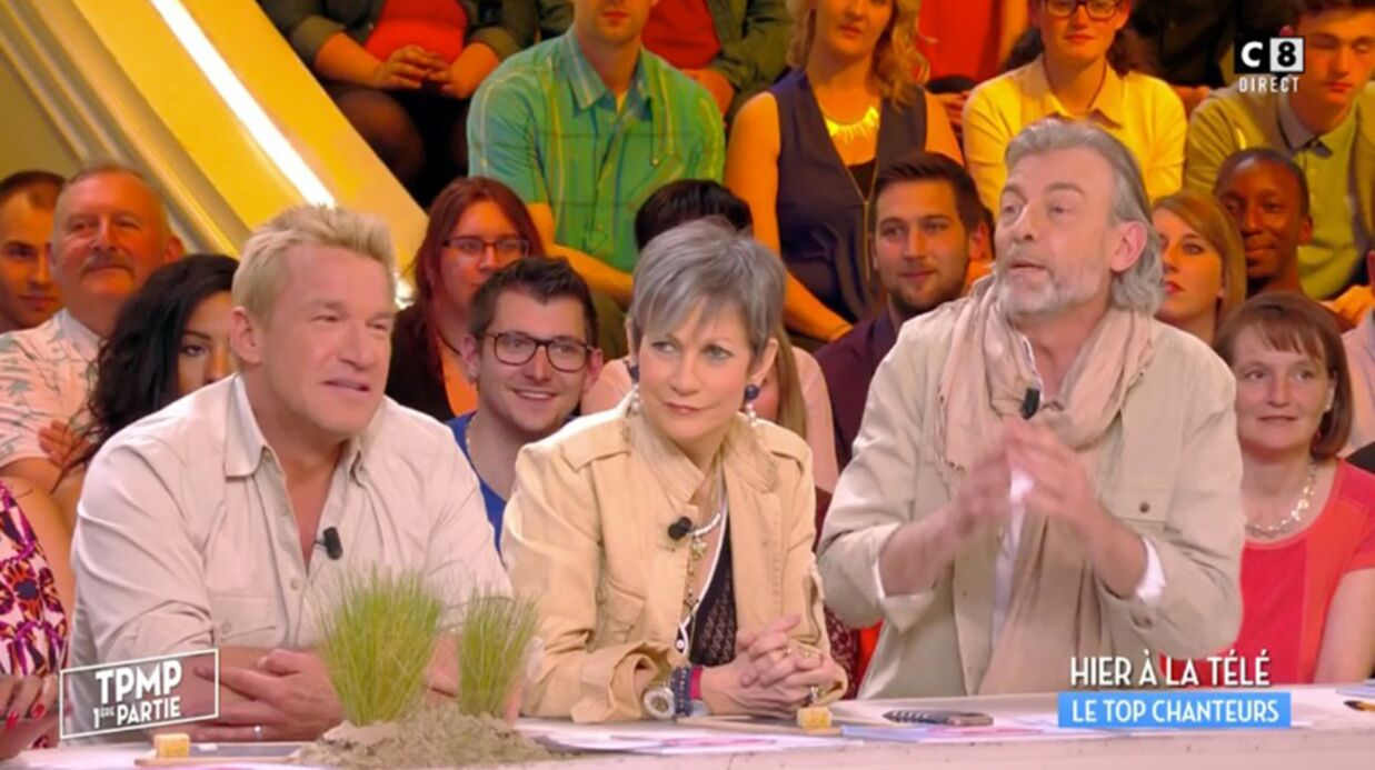 VIDEO Gilles Verdez et Géraldine Maillet critiquent sévèrement Julien, le fils de Benjamin Castaldi