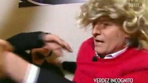 Sonné et sous le choc, Gilles Verdez réagit à la gifle de JoeyStarr
