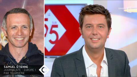 VIDEO Heureux, Samuel Etienne se confie sur la naissance de son fils
