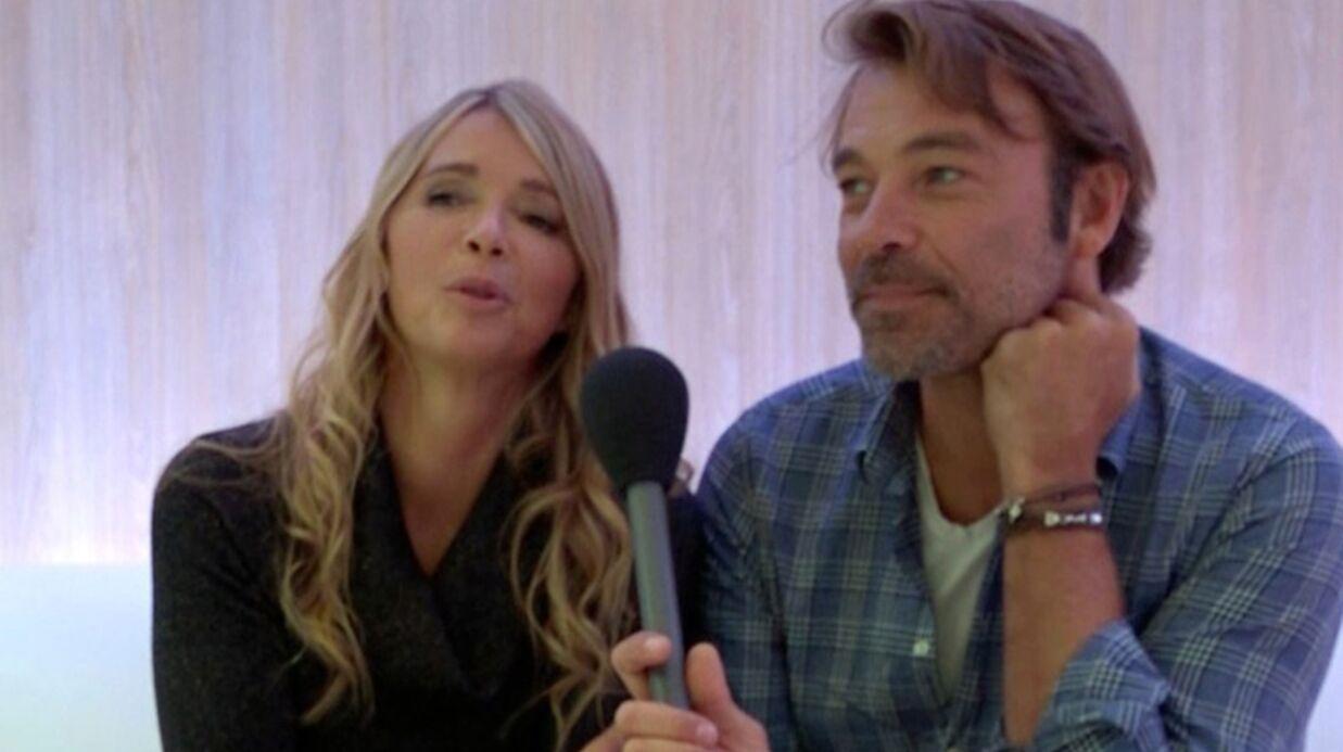VIDEO Leur mariage à l'écran, leurs personnages, Dorothée: l'interview d'Hélène Rollès et Patrick Puydebat