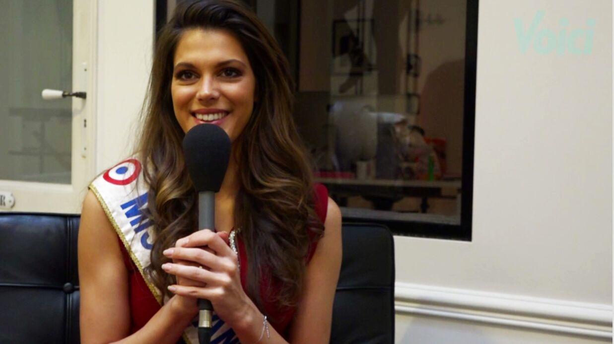 Interview – Son bilan Miss France, son couple, ses rencontres people: Iris Mittenaere se livre