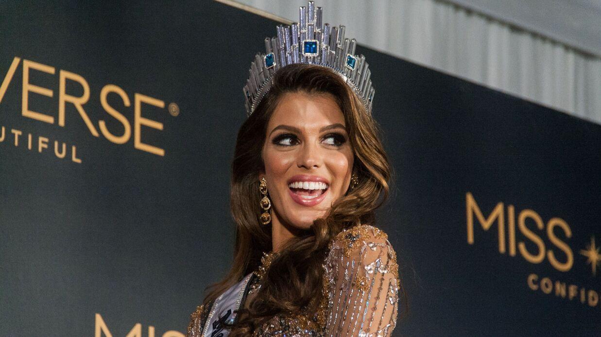 VIDEO L'étrange pratique d'Iris Mittenaere pour remporter Miss France 2016