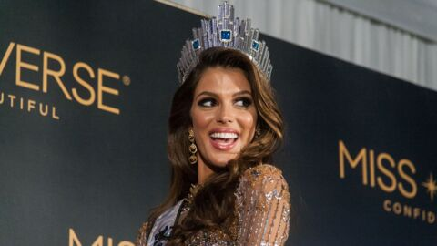 VIDEO L'étrange pratique d'Iris Mittenaere pour remporter Miss France 2016