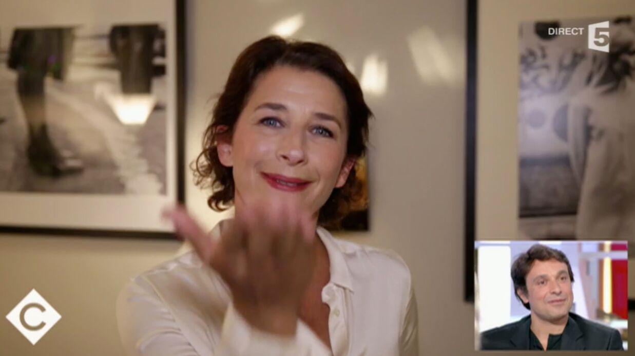VIDEO L'émouvant message d'Isabelle Gélinas à Bruno Salomone pour la fin de Fais pas ci, fais pas ça