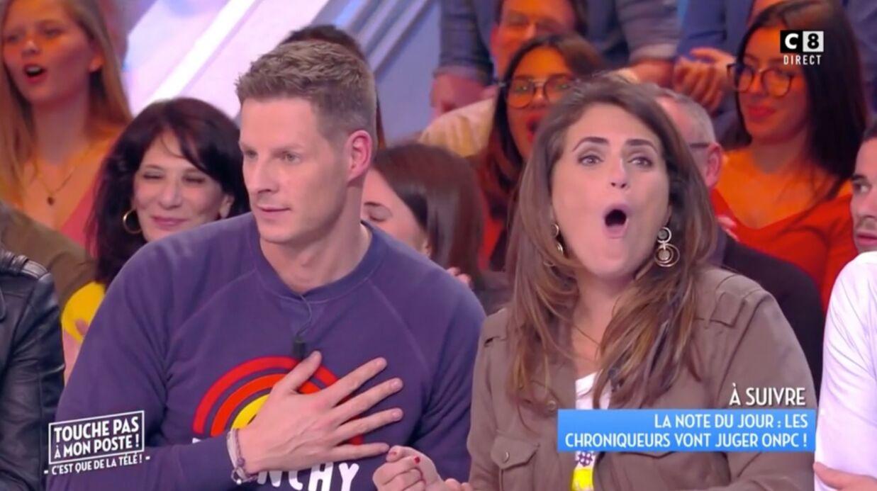 VIDEO Isabelle Morini-Bosc: attaquée par Matthieu Delormeau, elle l'insulte en retour
