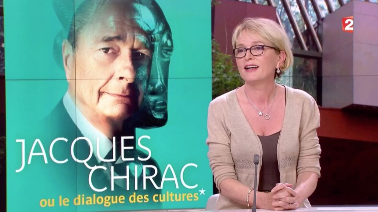 VIDEO Jacques Chirac : sa fille Claude donne de ses nouvelles au JT de France 2