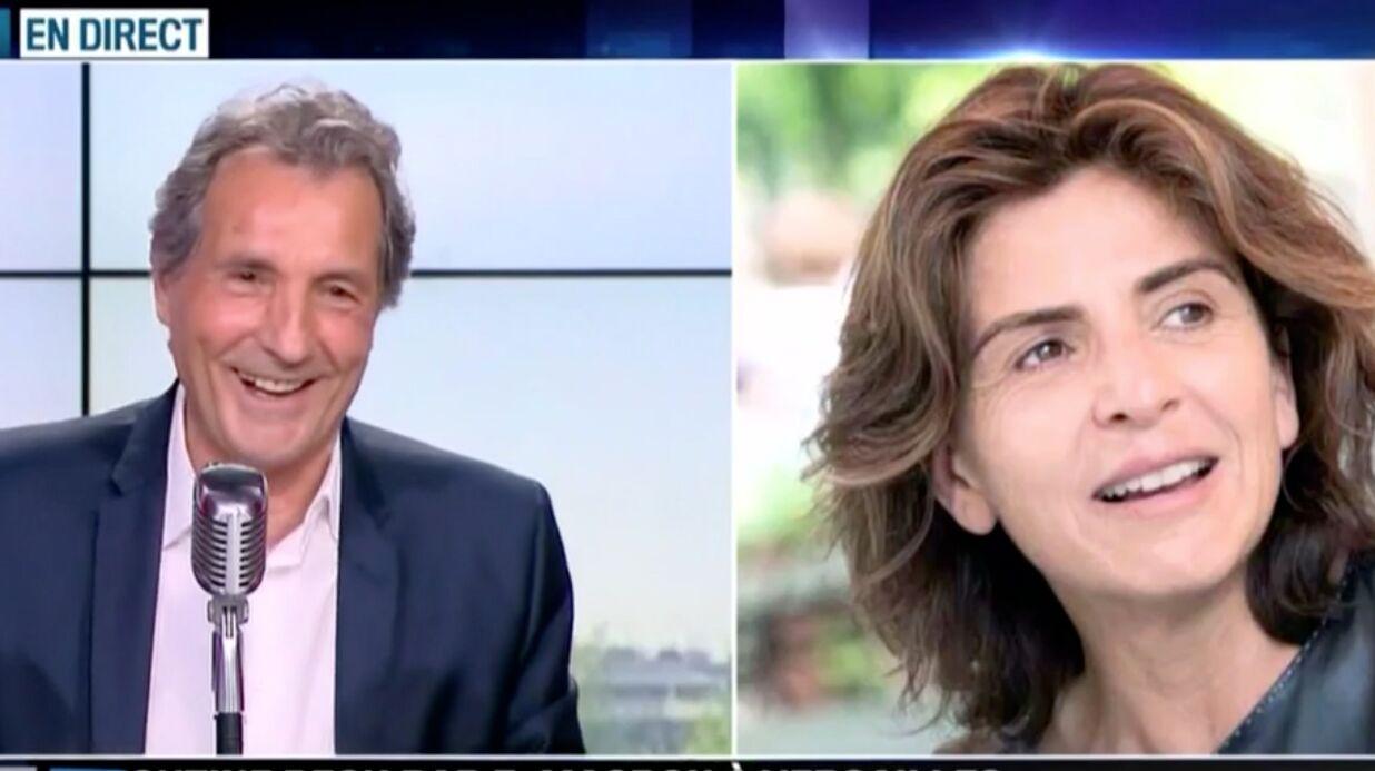 VIDEO Jean-Jacques Bourdin taclé en direct par son épouse Anne Nivat