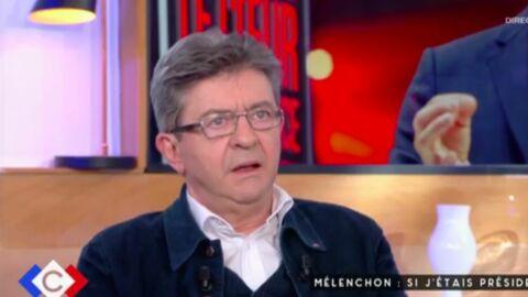 VIDEO Jean-Luc Mélenchon: en colère après son passage dans C à vous, il dézingue l'émission