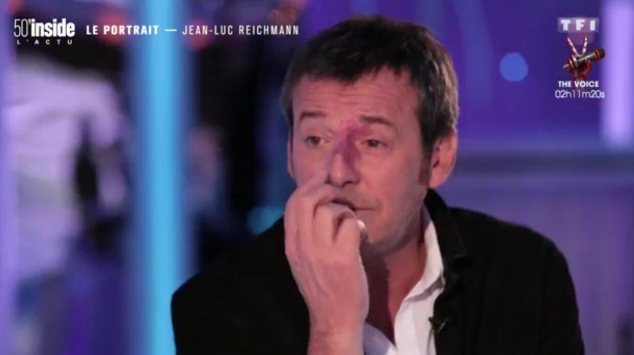 VIDEO Jean-Luc Reichmann évoque le décès de son père survenu quelques jours avant son anniversaire