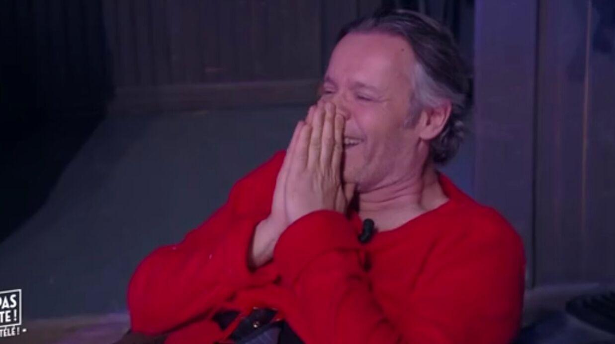 VIDEO Jean-Michel Maire perd son pantalon et dévoile ses parties intimes dans TPMP