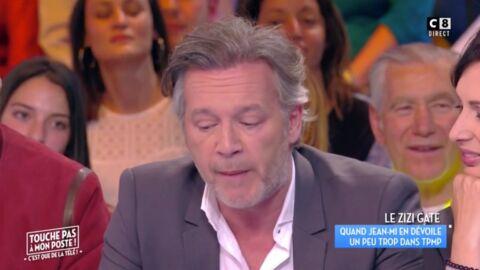 VIDEO Jean-Michel Maire répond par l'humour après avoir dévoilé ses parties intimes dans TPMP