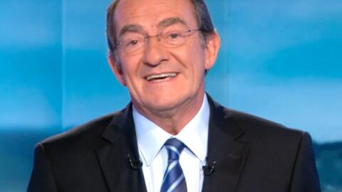 VIDEO Jean-Pierre Pernaut offre un touchant message à Claire Chazal à la fin de son 13h