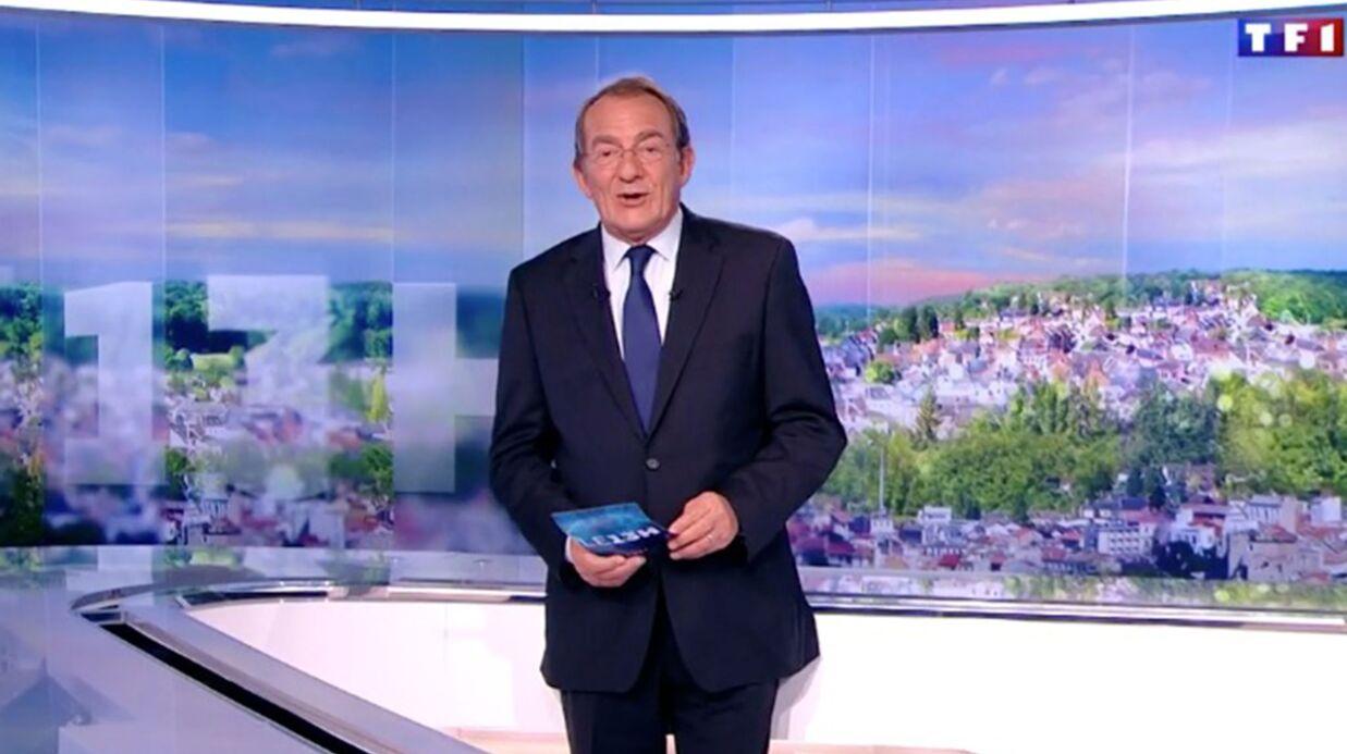 VIDEO Jean-Pierre Pernaut: en direct, il partage sa joie de fêter ses 30 ans au JT de 13 Heures