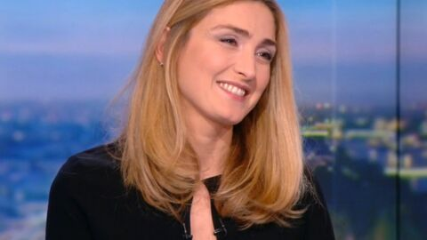 VIDEO La réponse cinglante de Julie Gayet à une question sur sa relation avec François Hollande