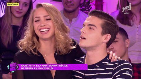 VIDEO Julien Castaldi: l'équipe du Mad Mag lui fait une blague très cruelle