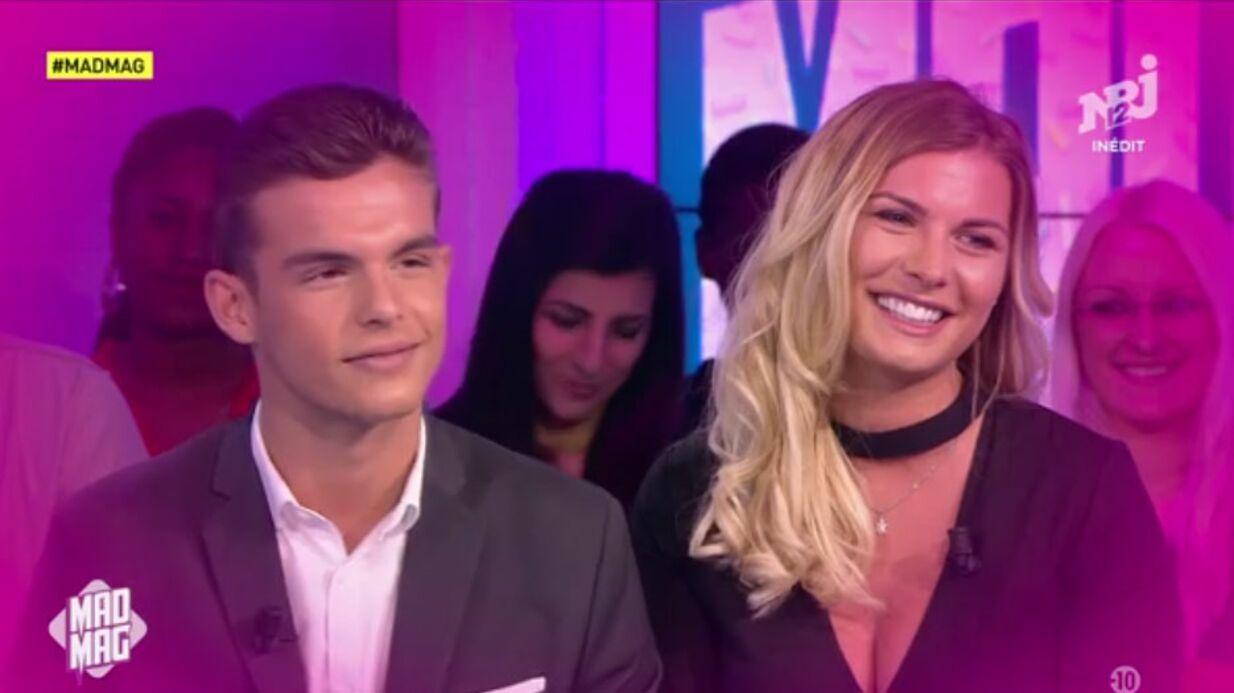 VIDEO Julien Castaldi et sa chérie Ludivine Birker racontent leur coup de foudre