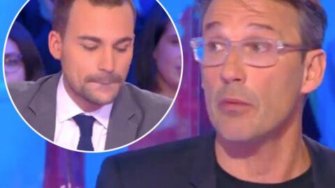 VIDEO Julien Courbet analyse le départ surprise de Bertrand Chameroy de TPMP