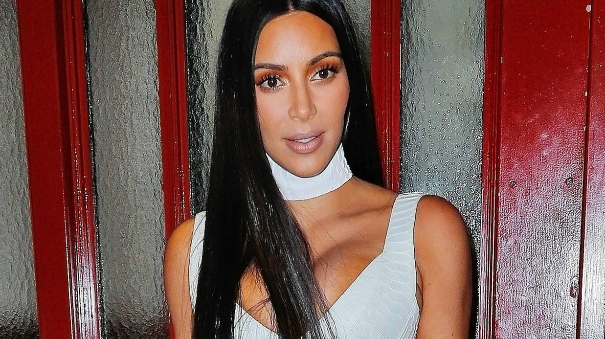 Kim Kardashian agressée et détroussée par cinq hommes armés cette nuit à Paris