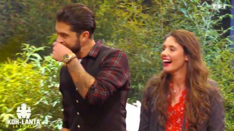 VIDEO Koh-Lanta: pourquoi Benoit s'est-il essuyé la bouche après son baiser avec Jesta?