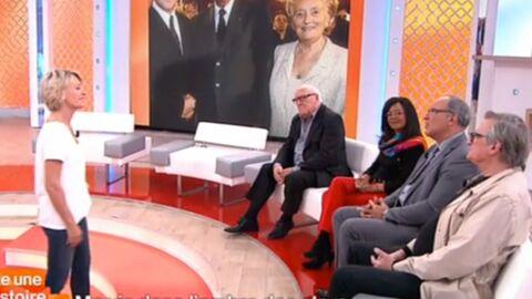 VIDEO L'ancien chef de l'Elysée se souvient de l'appétit légendaire de Jacques Chirac