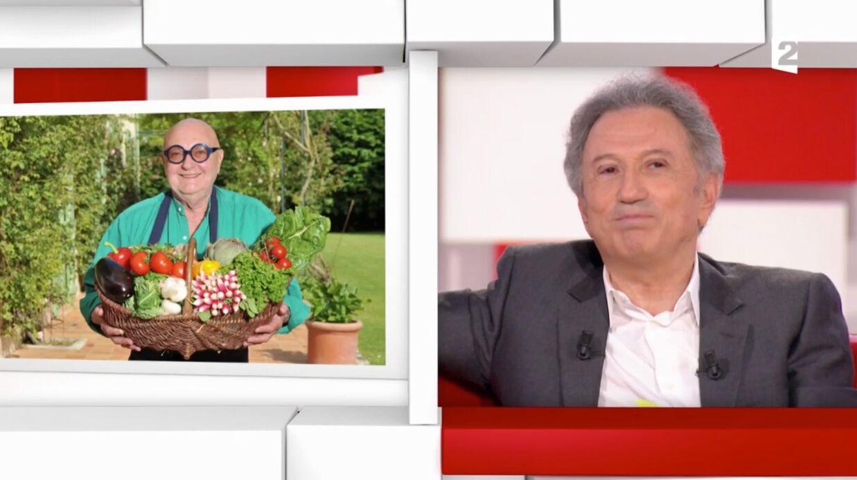 VIDEO L'hommage de Michel Drucker à Jean-Pierre Coffe un an après sa disparition