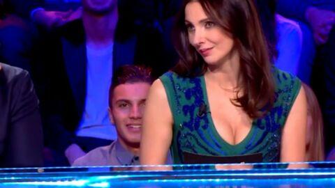 VIDEO Frédérique Bel fait une révélation très coquine à Alessandra Sublet