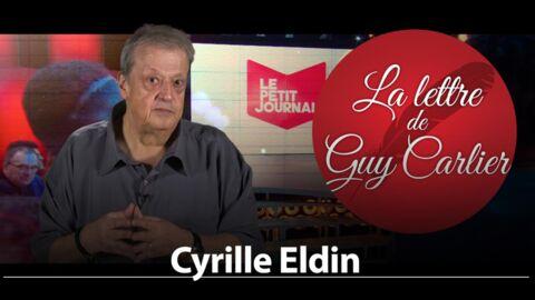 Guy Carlier massacre Cyrille Eldin: «Tu as atteint ton seuil d'incompétence»