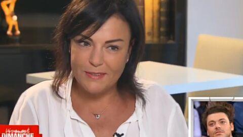 VIDEO Kev Adams très ému par la jolie déclaration d'amour de sa mère dans Vivement Dimanche